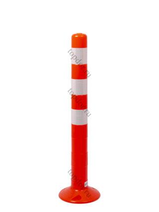 Столбик сигнальный гибкий 750