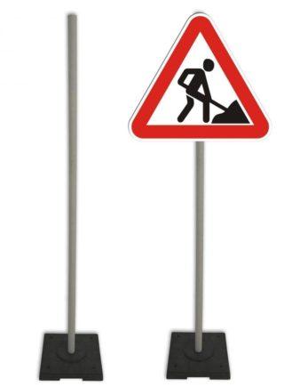 Основание для дорожного знака