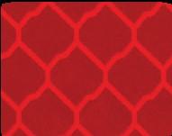 пленка светоотражающая красная
