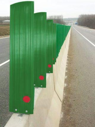 Противоослепляющие экраны крепление Нью Джерси