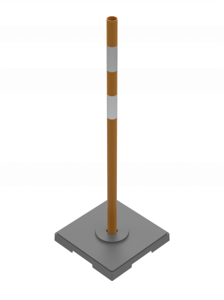 Универсальный утяжелитель для вехи 5 кг, 7 кг, 8 кг, 9 кг, 12 кг